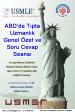 Adnan Menderes Tıp & USMER Etkinliği : ABD'de Tıpta Uzmanlık